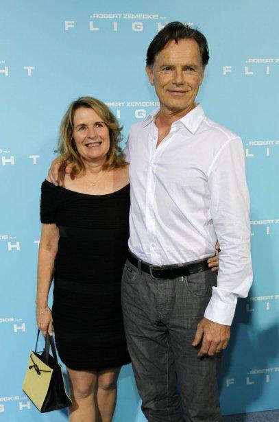 Bruce Greenwood et sa femme Susan | 30 octobre 2012
