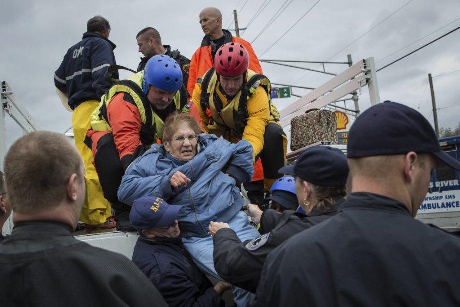 Mardi après-midi, une opération de secours a été réalisée sur... | 2012-10-30 00:00:00.000