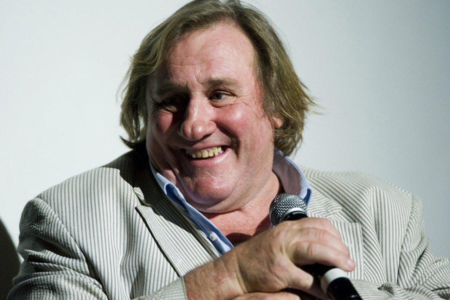 Gérard Depardieu... (Photo: La Presse Canadienne)
