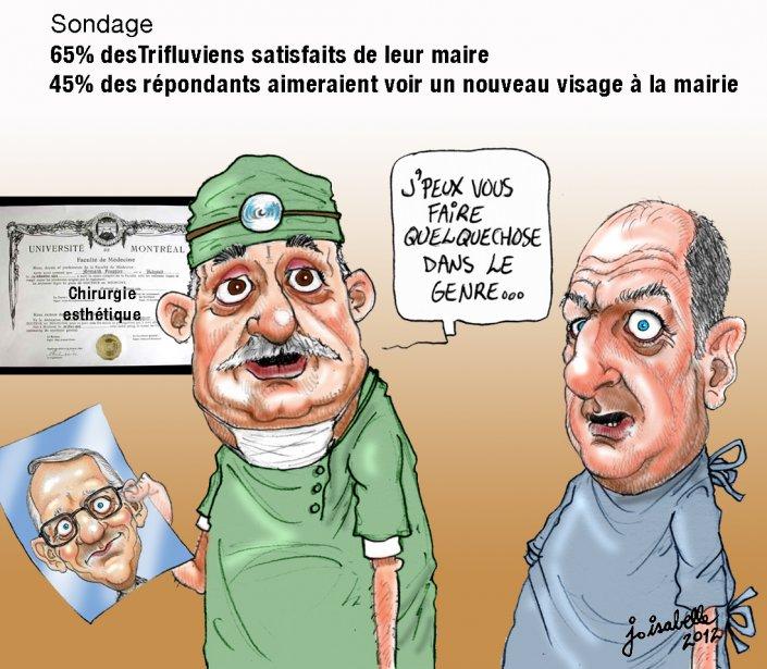 Caricature du 1er novembre | 1 novembre 2012