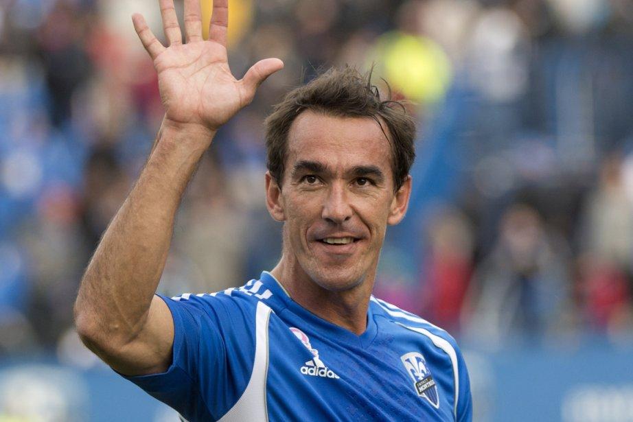 L'attaquant Eduardo Sebrango a annoncé sa retraite, jeudi,... (Photo: PC)