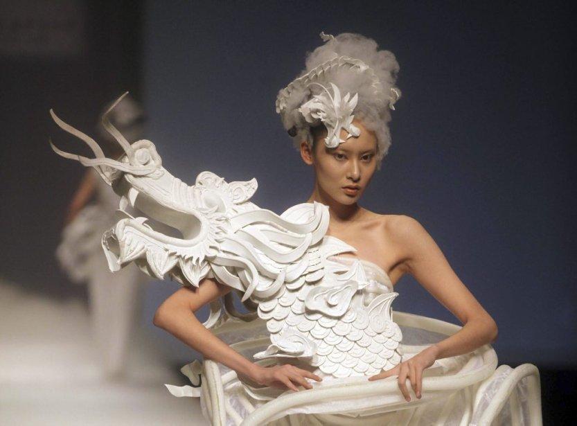 Création de la maison Xuming Haute Couture. | 2 novembre 2012