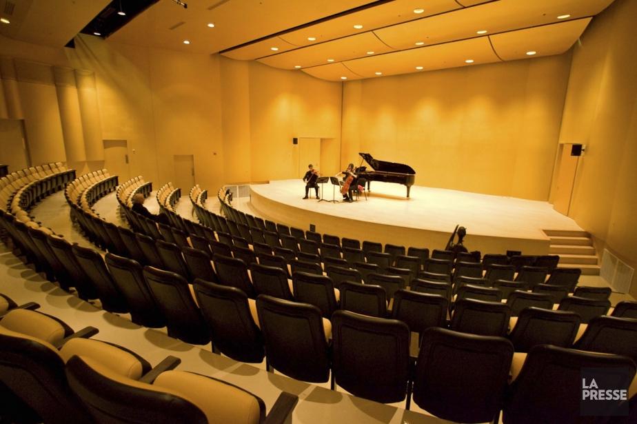 Le Conservatoire de musique.... (Photo: André Tremblay, archives La Presse)