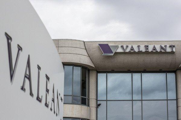 Le bénéfice de l'entreprise pharmaceutique montréalaise Valeant Pharmaceuticals...