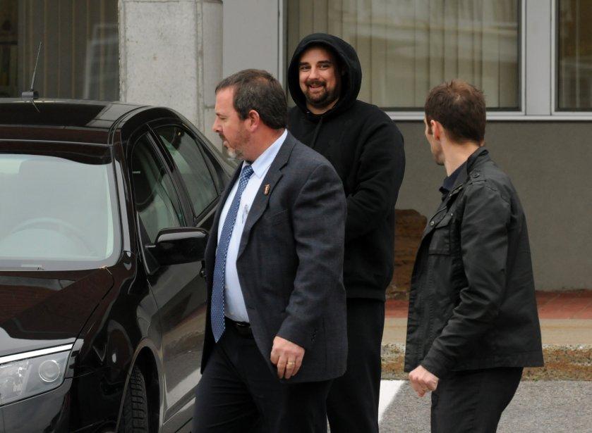 Arrêté jeudi, Bryan Gauthier avait également été épinglé lors de l'opération Corona en 2004. | 2 novembre 2012
