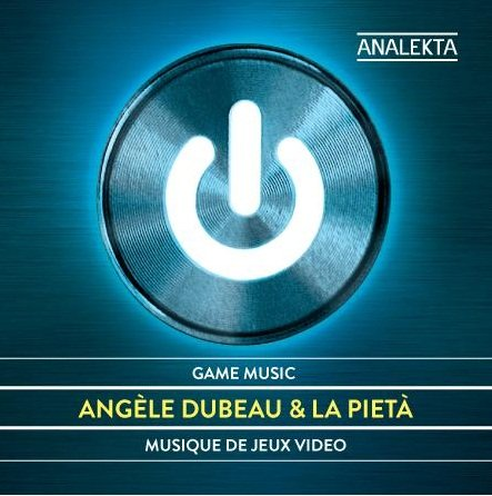 Game Music, nouveau projet de la violoniste Angèle Dubeau, consiste à jouer les...
