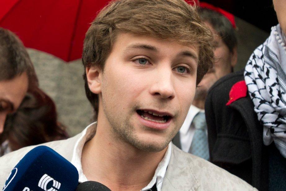 Le jugement d'outrage au tribunal contre Gabriel Nadeau-Dubois... (La Presse Canadienne)