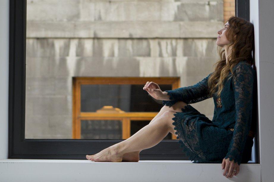 Jorane entend renouer avec les tournées européennes. Elle... (Photo: Martin Chamberland, La Presse)