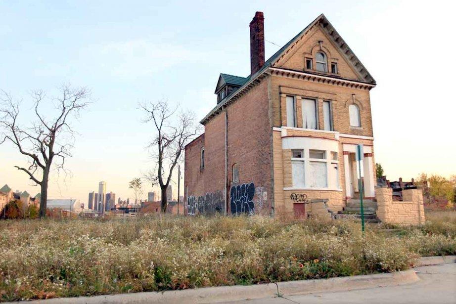 Detroit ville fant me jean simon gagn envoy sp cial for Acheter une maison a detroit