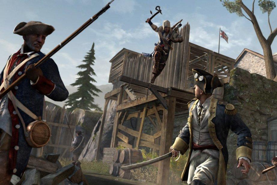 Assassin's Creed III... (PHOTO FOURNIE PAR UBISOFT)