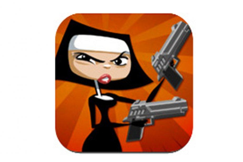 Nun Attack nous permet de contrôler quatre nonnes qui manient les armes...