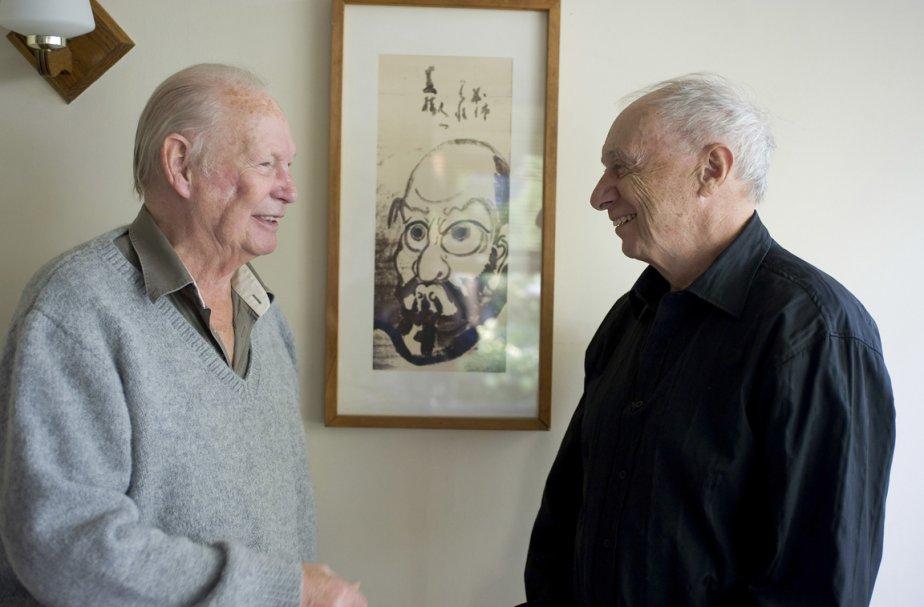 Âgé de 84 ans, le cinéaste Fernand... (Photo fournie par Films Outsiders)