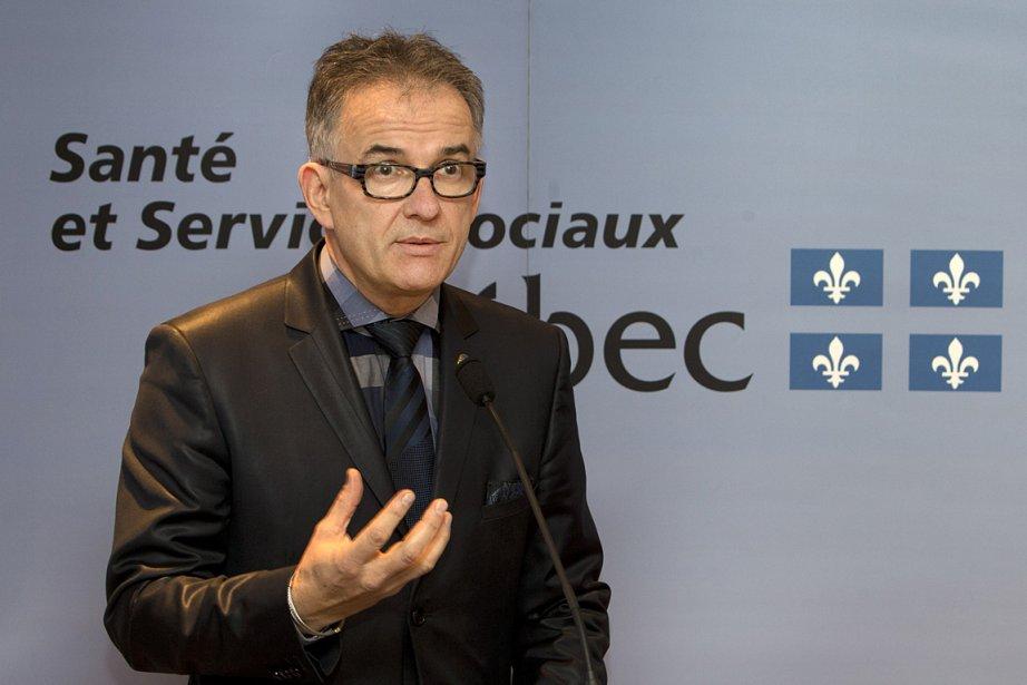 Le ministre Réjean Hébert affirme que la réduction... (Photo: Robert Skinner, La Presse)
