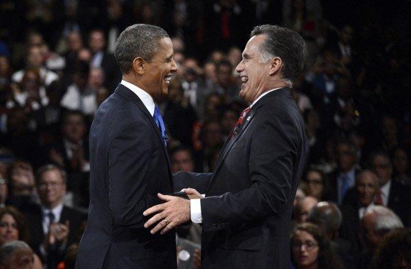 Quels sont les tweets de Barack Obama et de Mitt Romney qui ont eu le plus de...
