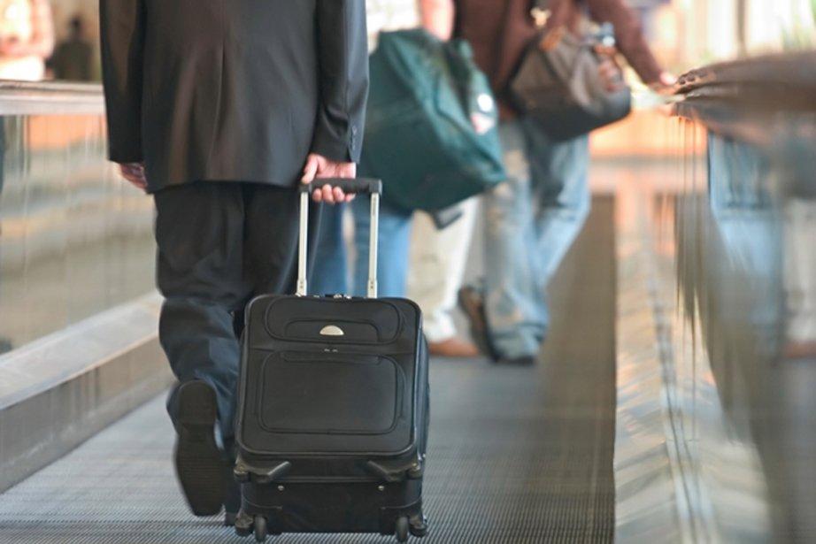 Le nombre de voyageurs à travers la planète a augmenté de 4%... (Photo RelaxNews)