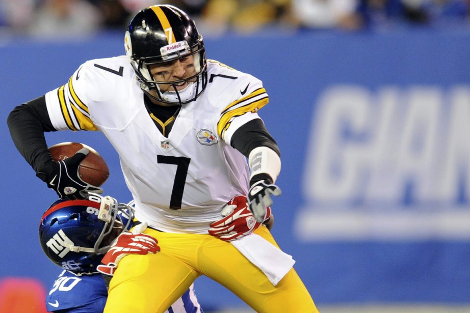 Ben Roethlisberger a eu le dessus sur Eli... (Photo: AP)