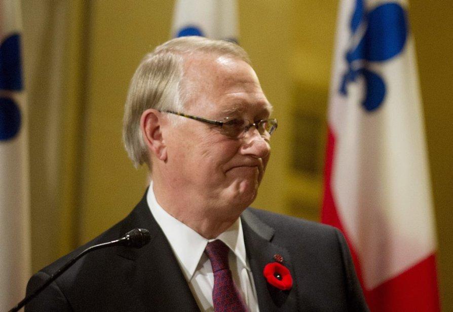 Gérald Tremblay estime qu'on a trahi sa confiance, mais assure avoir agi chaque fois qu'il a été informé d'irrégularités. | 5 novembre 2012
