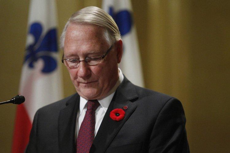 Victime jusqu'à la fin, M. Tremblay aura confirmé... (Photo: Reuters)