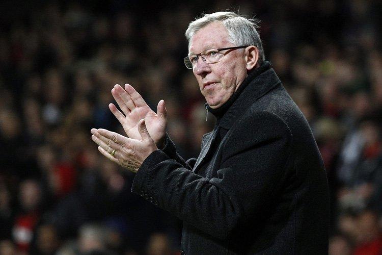 Alex Ferguson... (Photo: AP)