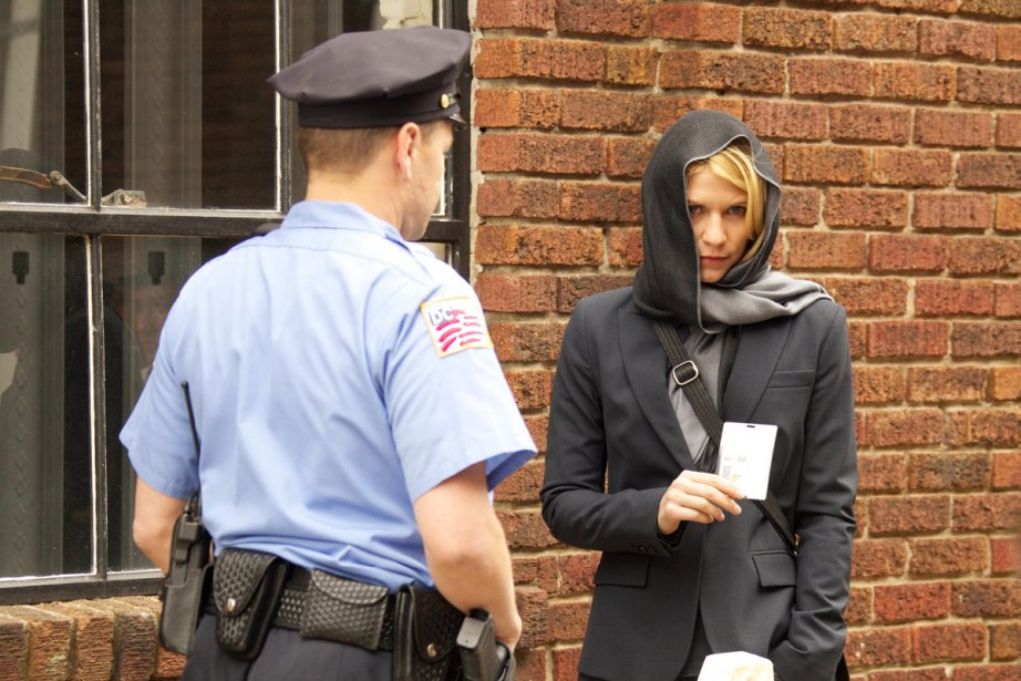 Claire Danes dans Homeland.... (Photo: fournie par Télé-Québec)