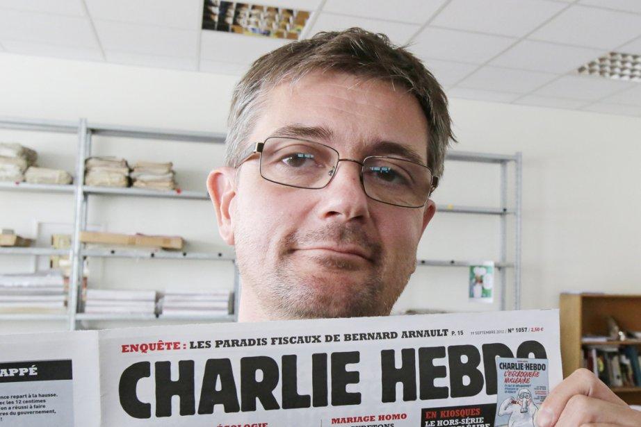 Le rédacteur en chef de Charlie Hebdo, Charb.... (PHOTO MICHEL EULER, ARCHIVES AP)