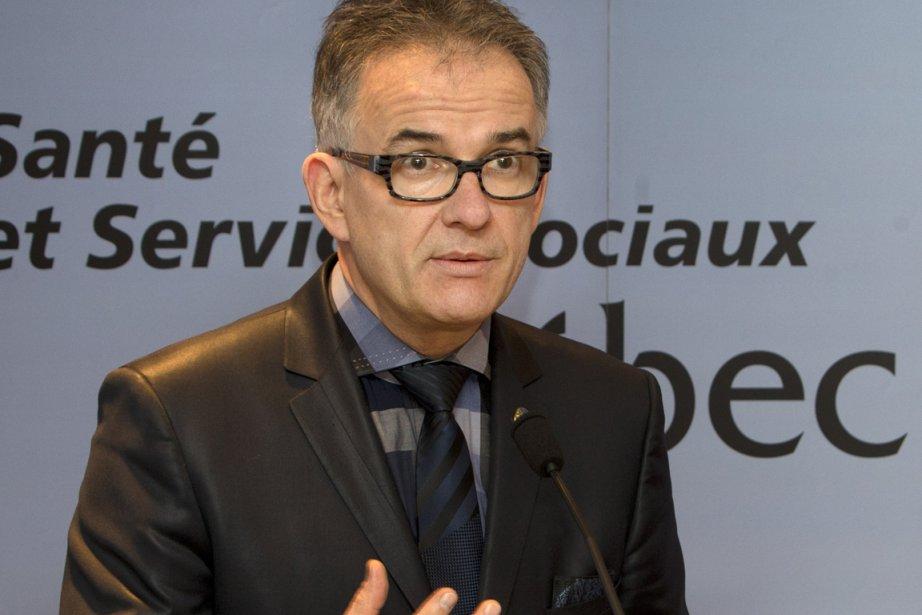 Réjean Hébert... (Photo Robert Skinner, La Presse)