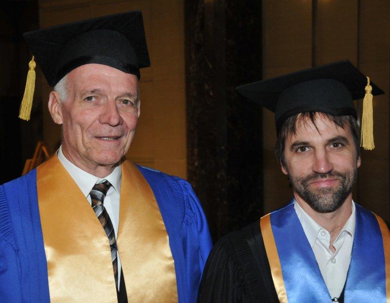 Gabriel Dupuy et Steven Guilbeault...