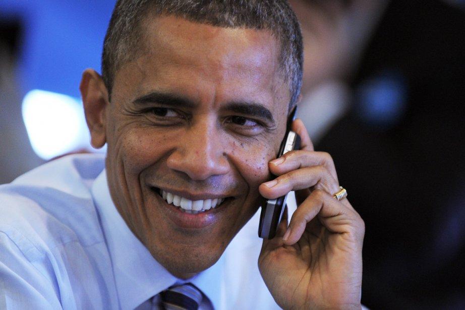 Barack Obama... (PHOTO JEWEL SAMAD, AFP)