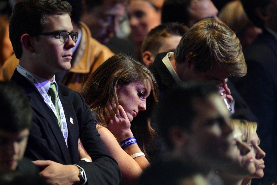 La défaite n'est pas facile à accepter pour les républicains. | 6 novembre 2012