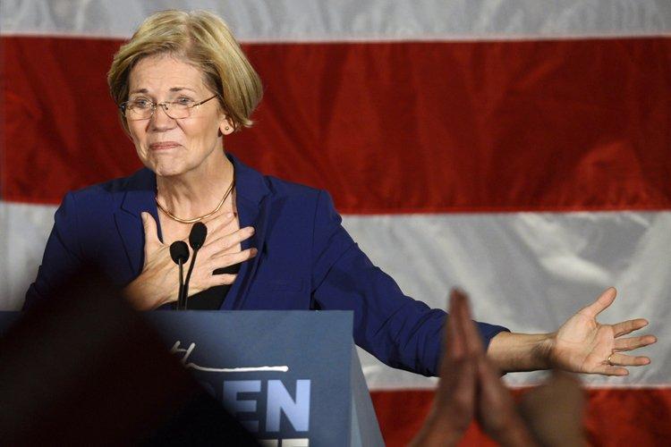 La démocrate Elizabeth Warren a détrôné le sénateur... (Photo: Reuters)