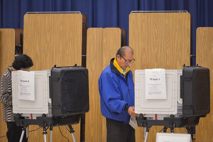 L'État du Maryland a approuvé mardi par référendum le mariage... (Photo: AFP)