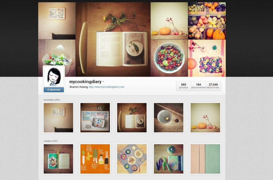 Instagramlance ses profils personnalisables sur le Web, afin de regrouper...