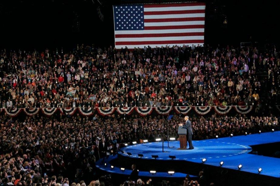 La réélection du président illustre à quel point... (AP)