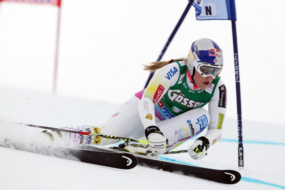 Lindsey Vonn... (Photo: AP)