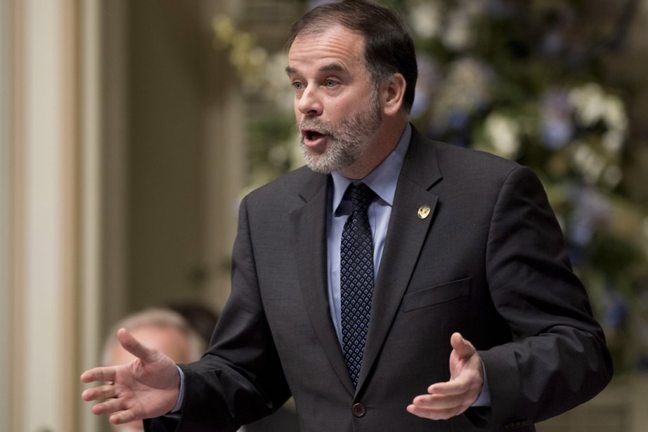 Pierre Duchesne... (Photo La Presse Canadienne)