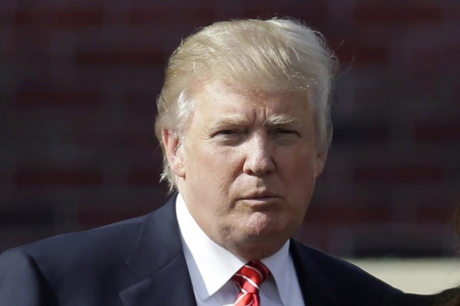 Donald Trump... (Photo: AP)