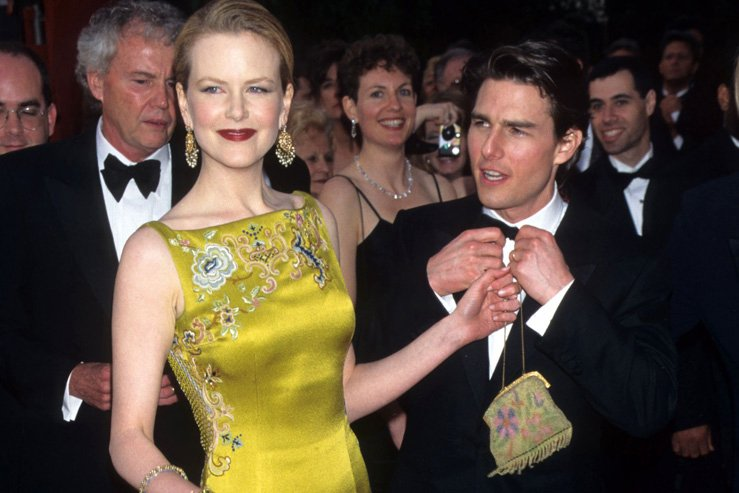 Nicole Kidman a l'intention de donner la robe... (Photo:  archives La Presse)