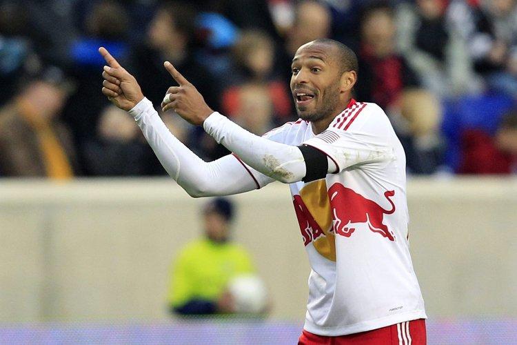 La vedette des Red Bulls, ThierryHenry.... (Photo: AP)