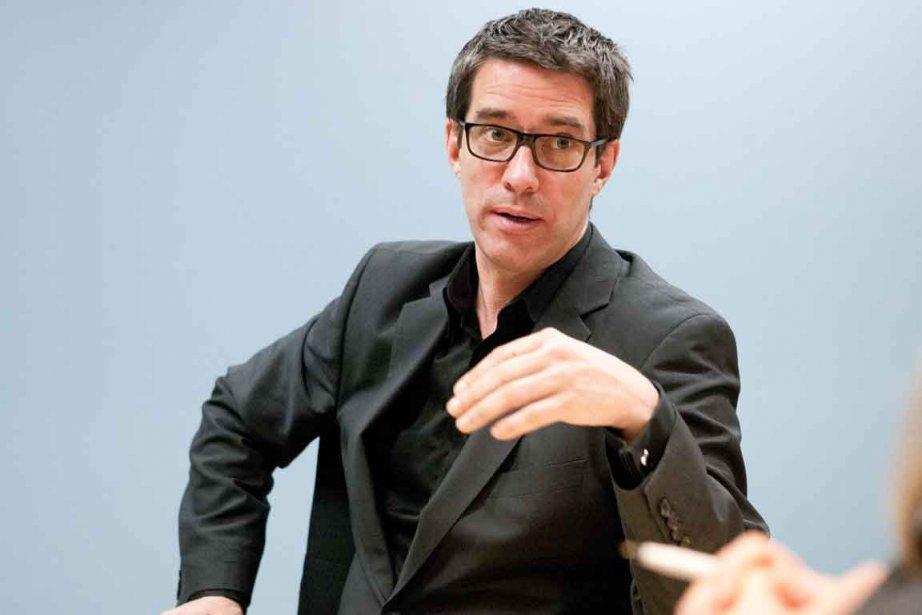 La nomination d'André Boisclair comme délégué général du... (Photothèque Le Soleil)