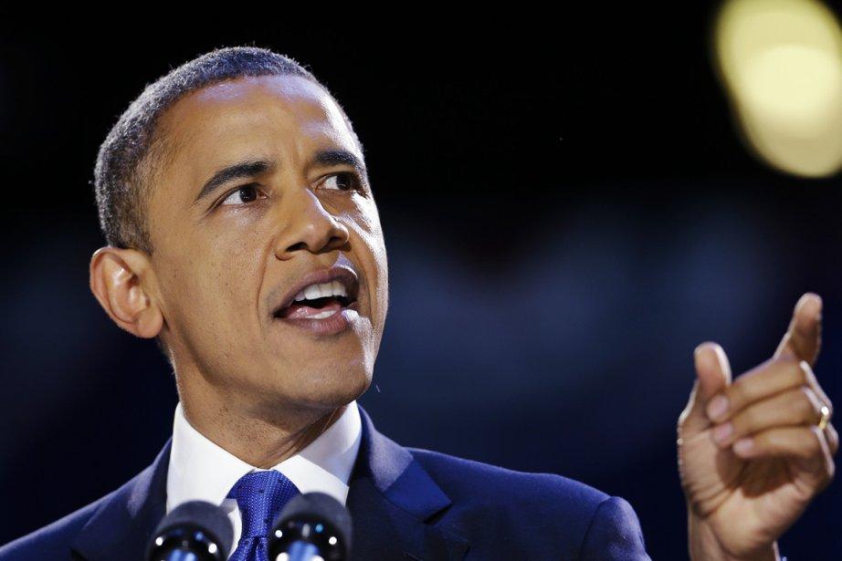 Après un mauvais premier débat, Barack Obama a... (Photo: AP)