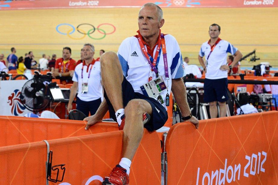 L'entraîneur-chef de l'équipe britannique de cyclisme, Shane Sutton.... (Photo: AFP)