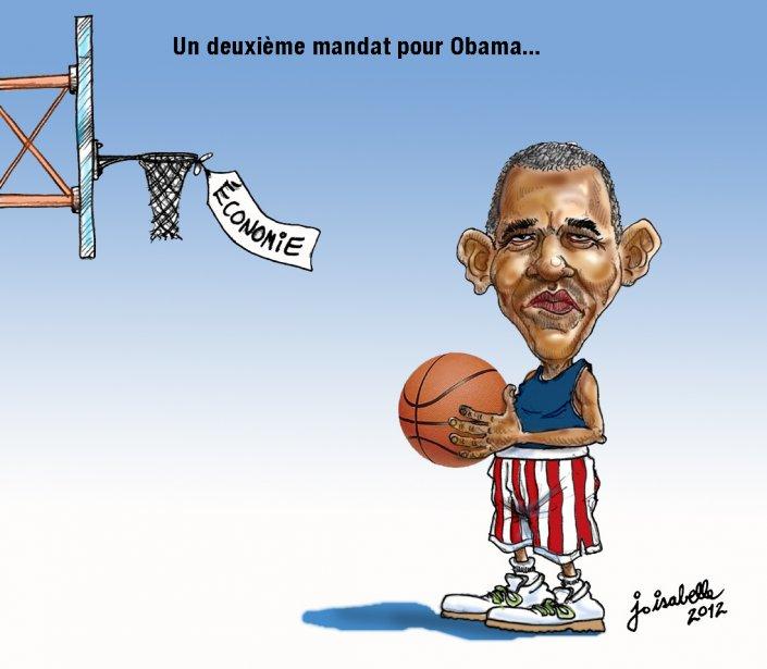 Caricature du 8 novembre | 8 novembre 2012