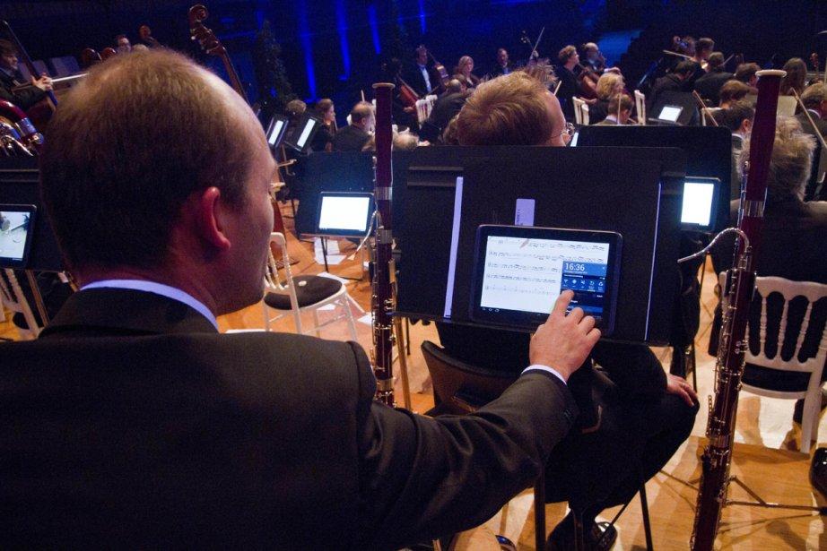 Le Brussels Philharmonic ambitionne de devenir le premier... (Photo: AFP)