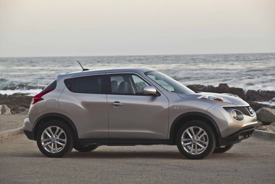 Le Nissan Juke (Photo fournie par Nissan)