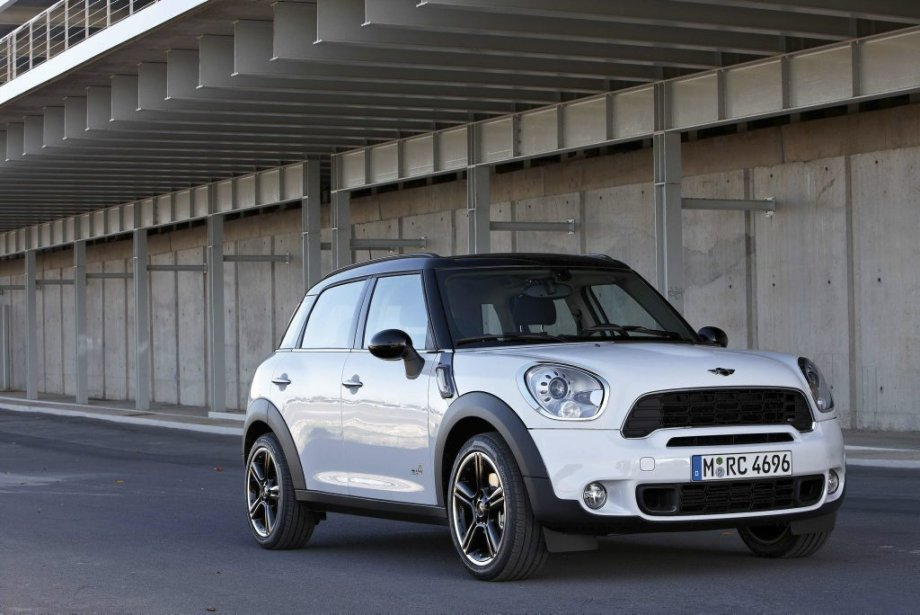 La Mini Countryman. (Photo fournie par Mini)