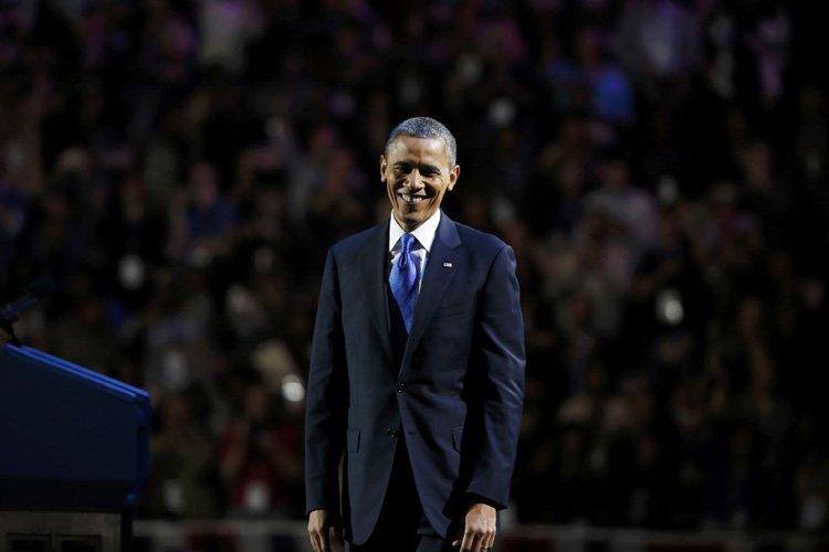 Trois jours après sa réélection, Barack Obama consacrera sa... (Photo: Reuters)
