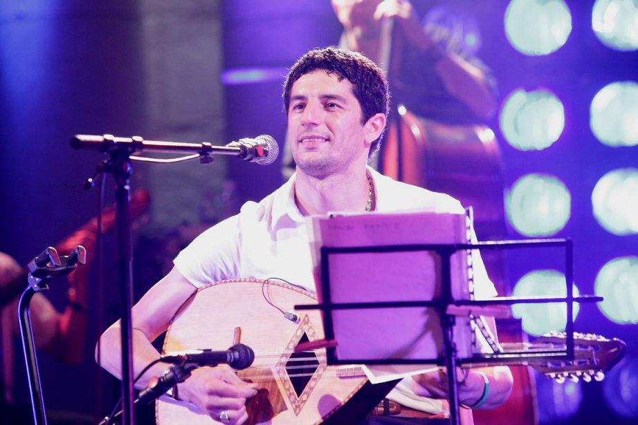 Kamel El Harrachi... (Photo fournie par le festival)