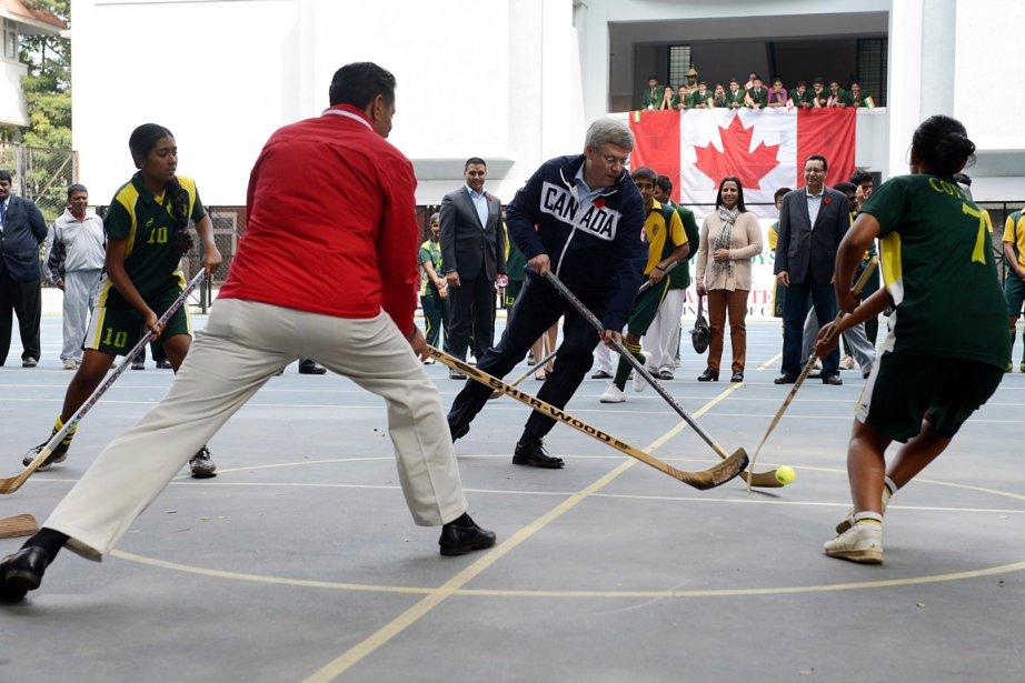 La Soirée du hockey fait peut-être... (Photo La Presse Canadienne)