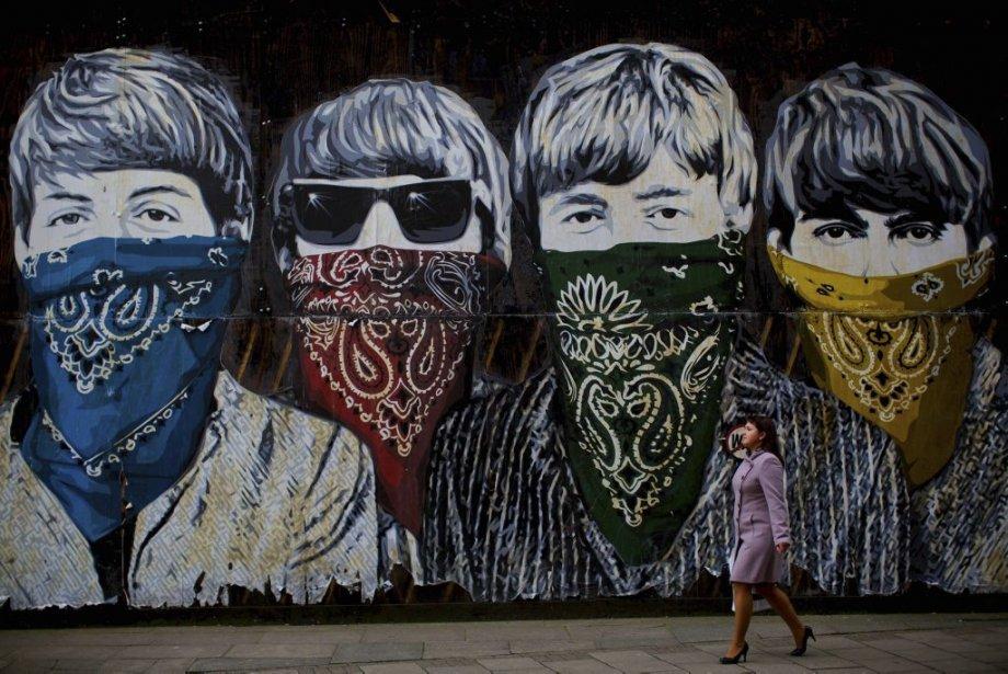 Les Beatles sauce 2012... | 9 novembre 2012