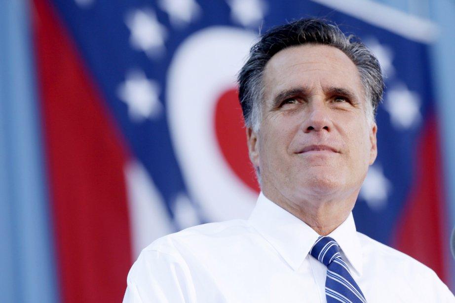 Le candidat malheureux à la présidentielle américaine Mitt... (PHOTO CHARLES DHARAPAK, PC)